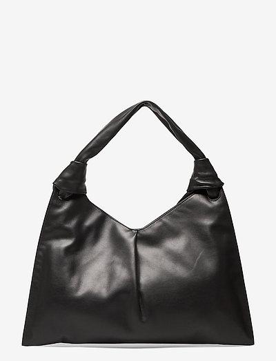 KNOT DAY BAG - tassen - black