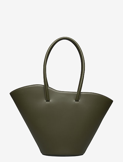 TALL TULIP TOTE - shoppingväskor - forest