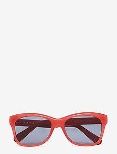 MJ 611/S - solglasögon - pink red