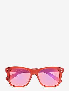 MJ 612/S - solglasögon - brgnd red
