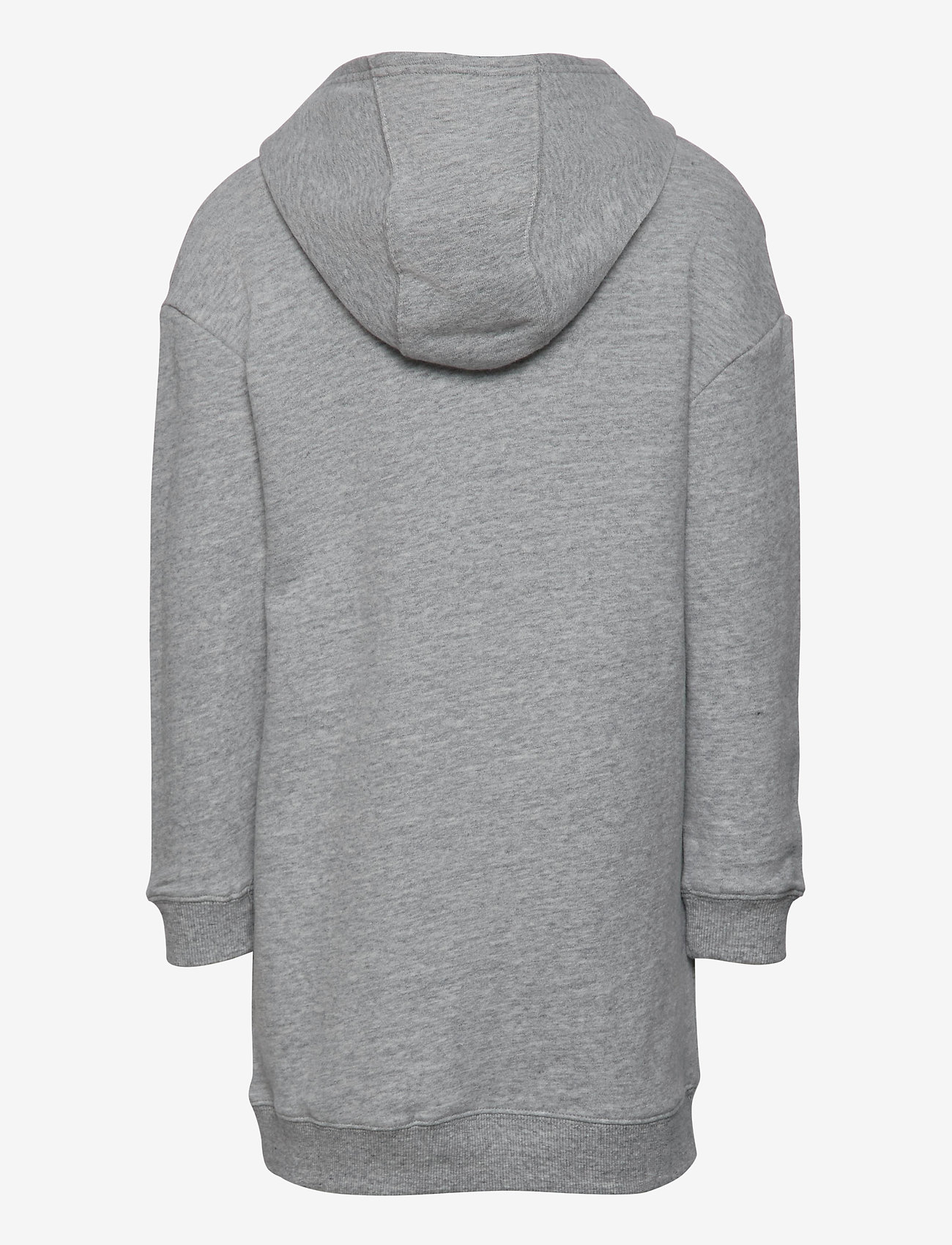Little Marc Jacobs - HOODED DRESS - robes - chine grey - 1