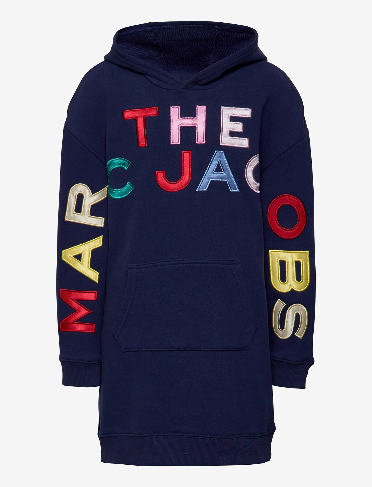 Little Marc Jacobs - HOODED DRESS - robes - medieval blue - 0