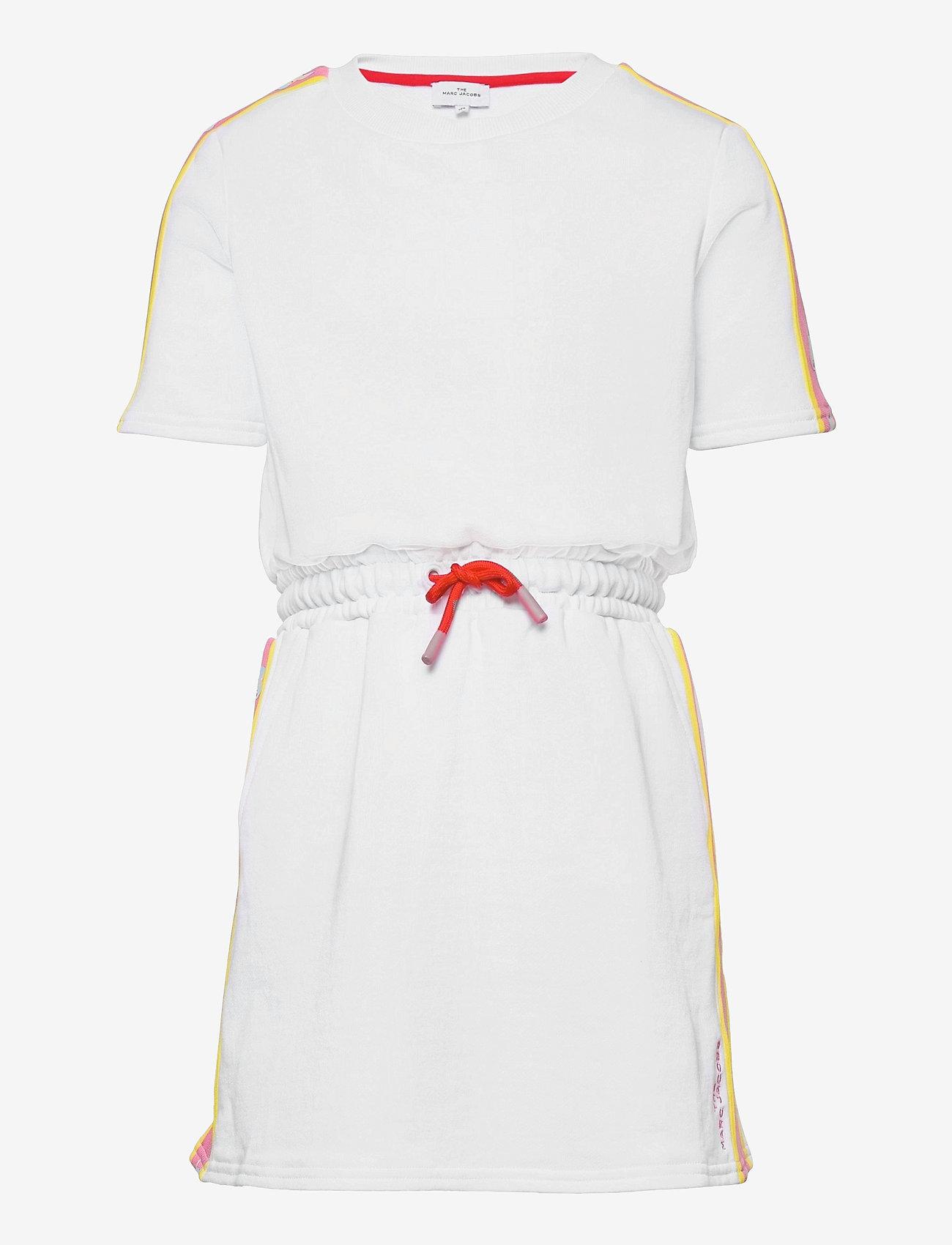 Little Marc Jacobs - DRESS - jurken - white - 0