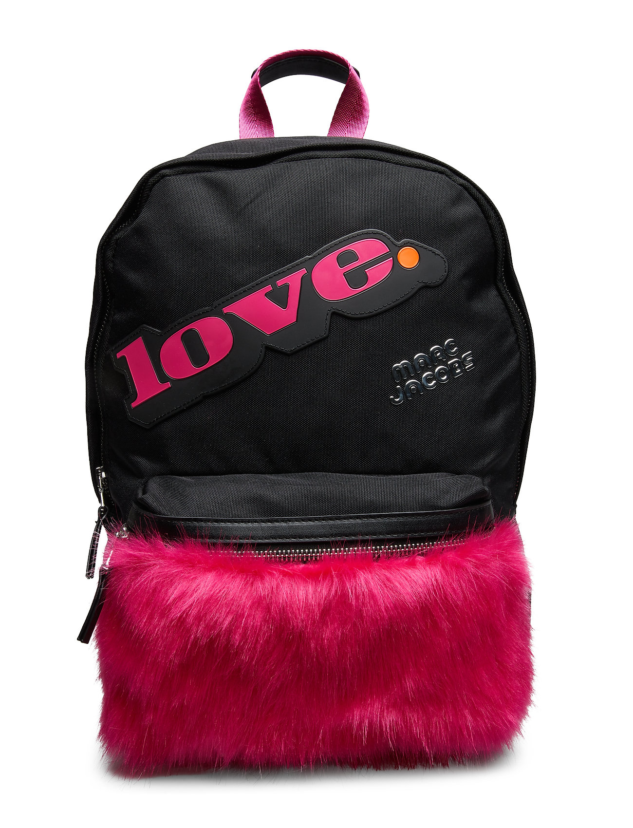 Little Marc Jacobs RUCKSACK - BLACK  PINK