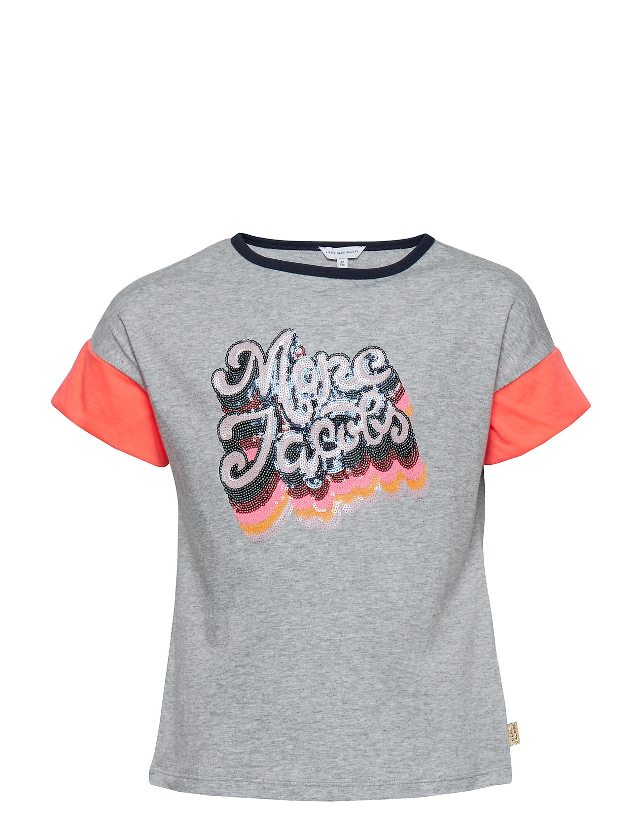 Little Marc Jacobs T-SHIRT - GREY MARL