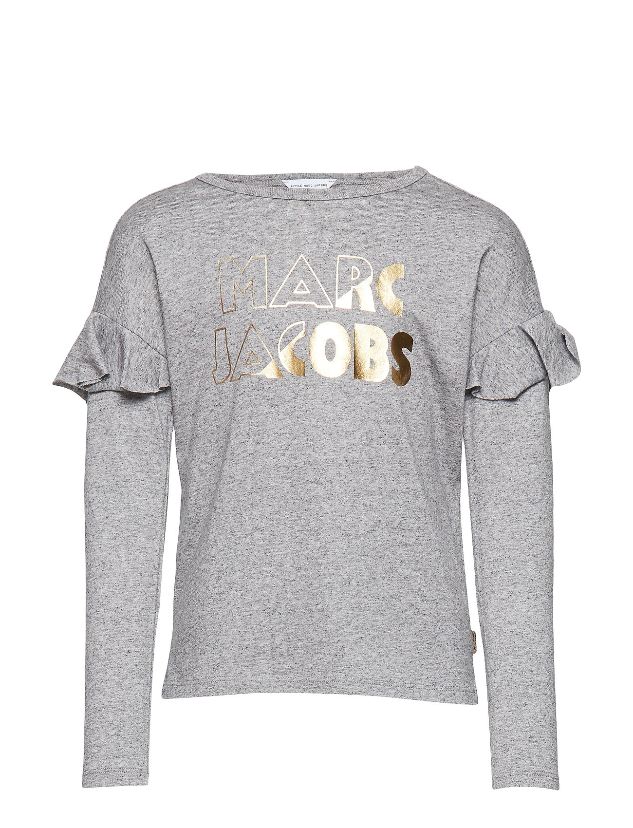 Little Marc Jacobs LONG SLEEVE T-SHIRT - GREY MARL