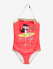 Little Marc Jacobs - SWIMMING COSTUME - swimsuits - fuschia - 0