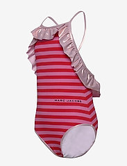 Little Marc Jacobs - SWIMMING COSTUME - swimsuits - pink  red - 2