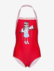 Little Marc Jacobs - SWIMMING COSTUME - swimsuits - bright red - 0