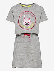 Little Marc Jacobs - DRESS - kleider - chine grey - 0