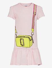 Little Marc Jacobs - DRESS - kleider - light pink - 0