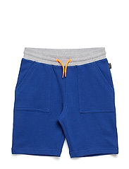 BERMUDA SHORTS - BLUE GREY
