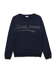 SWEATSHIRT - DARK INDIGO