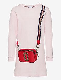 DRESS - dresses - pink