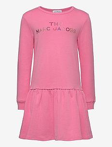 DRESS - sukienki - pink