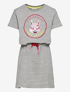 DRESS - kleider - chine grey