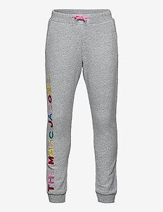 JOGGING BOTTOMS - joggings - chine grey