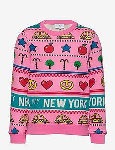 SWEATSHIRT - sweatshirts - pink
