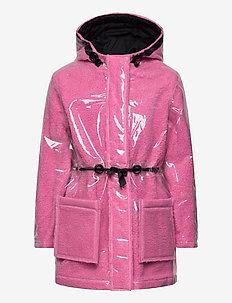 RAIN COAT - jakker - pink