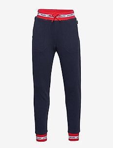 JOGGING BOTTOMS - sweatpants - navy