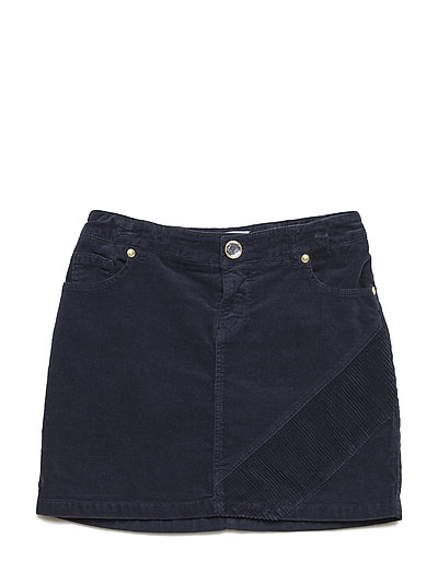 SKIRT - DARK INDIGO
