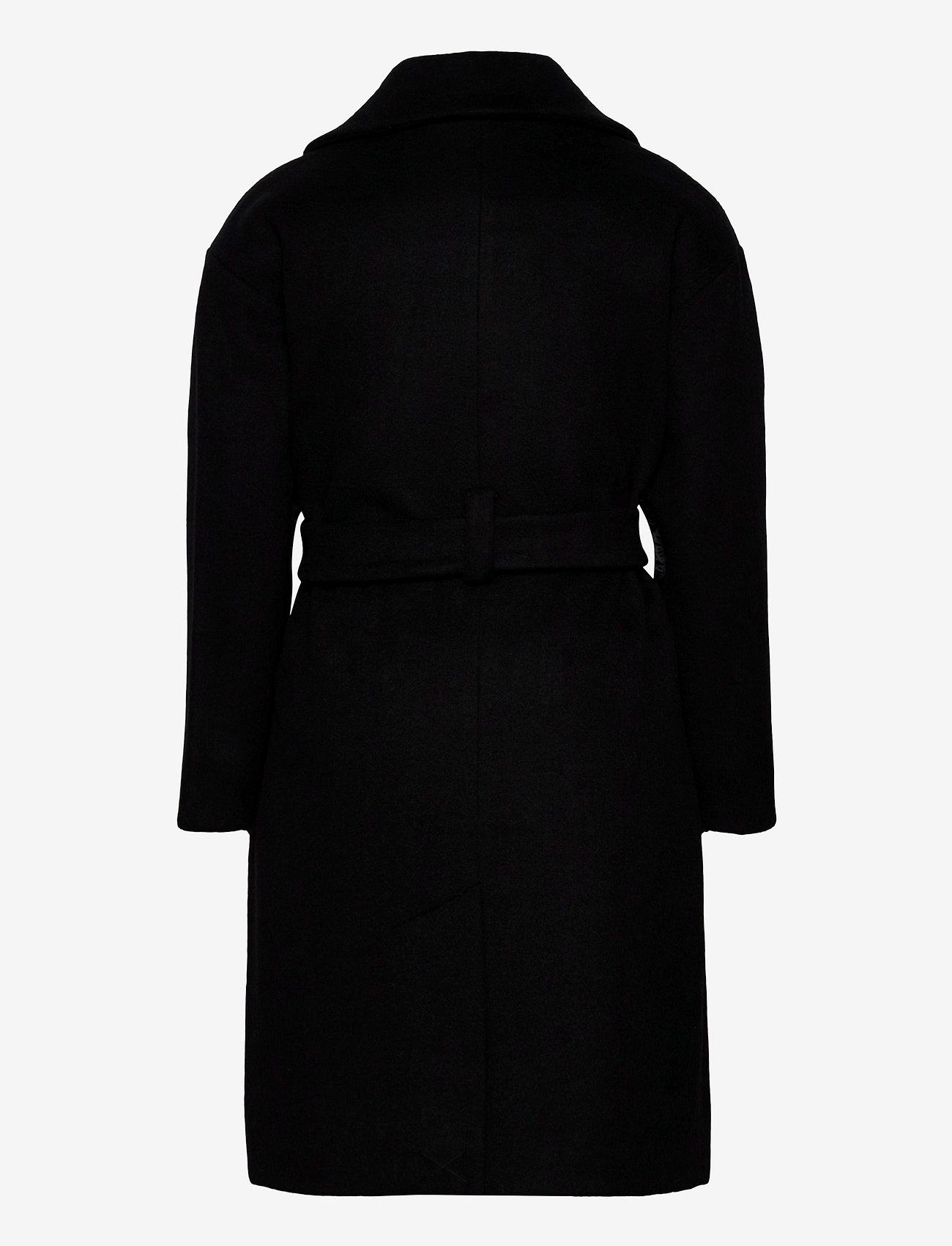 Designers Remix Girls - G Julie Coat - ull-klær - black - 1