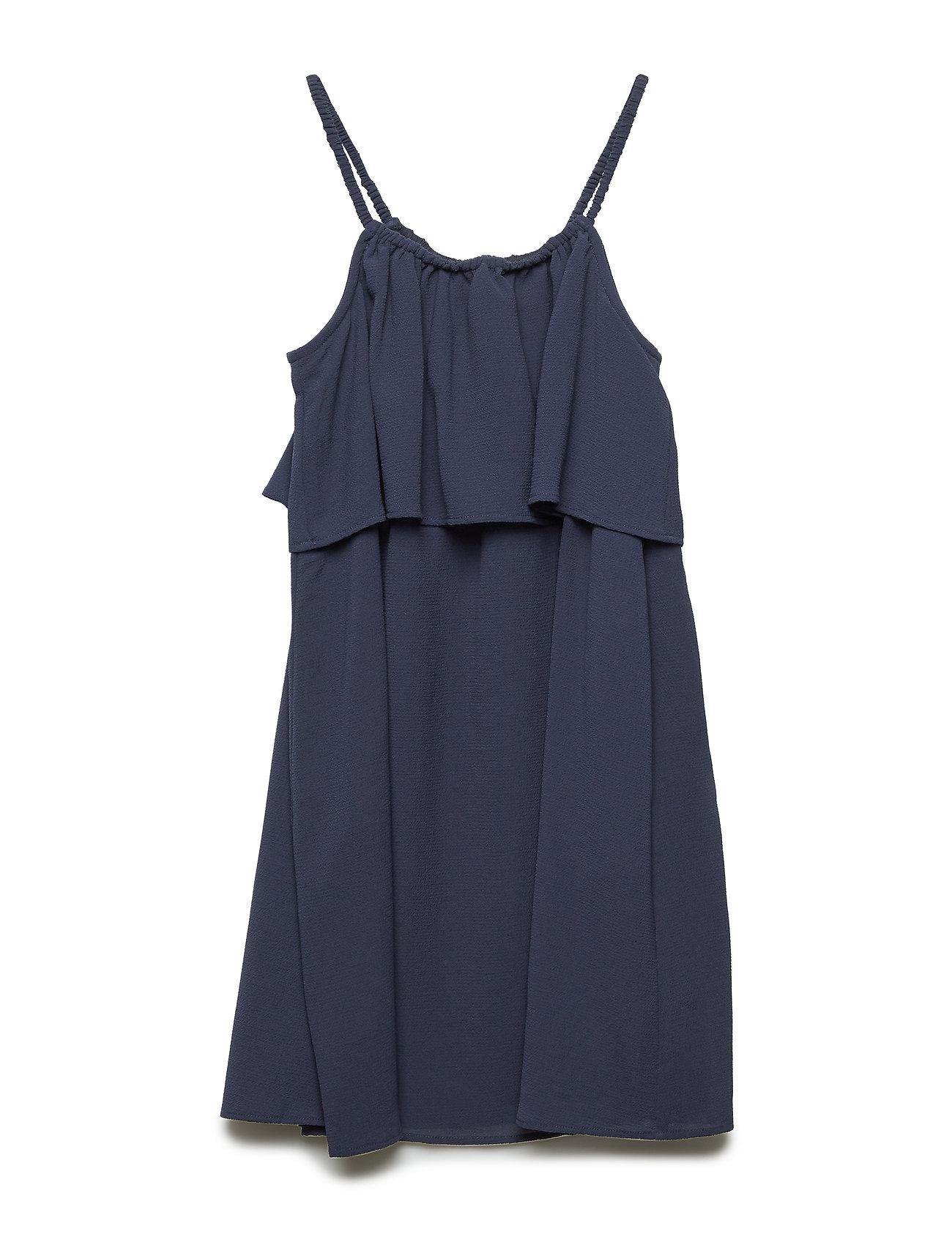 ff27927e Little Remix kjoler – Lr Mirah Layer Dress til børn i Blå - Pashion.dk