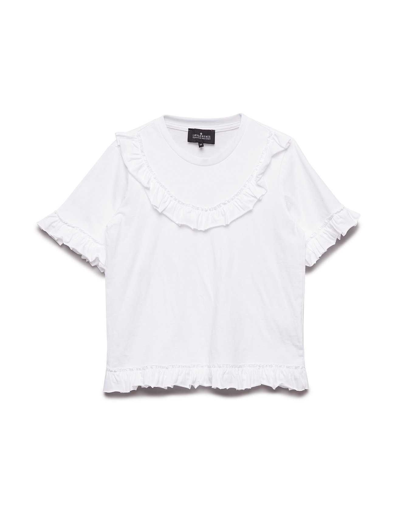 Lr Stanley Ruffle Tee - Little Remix