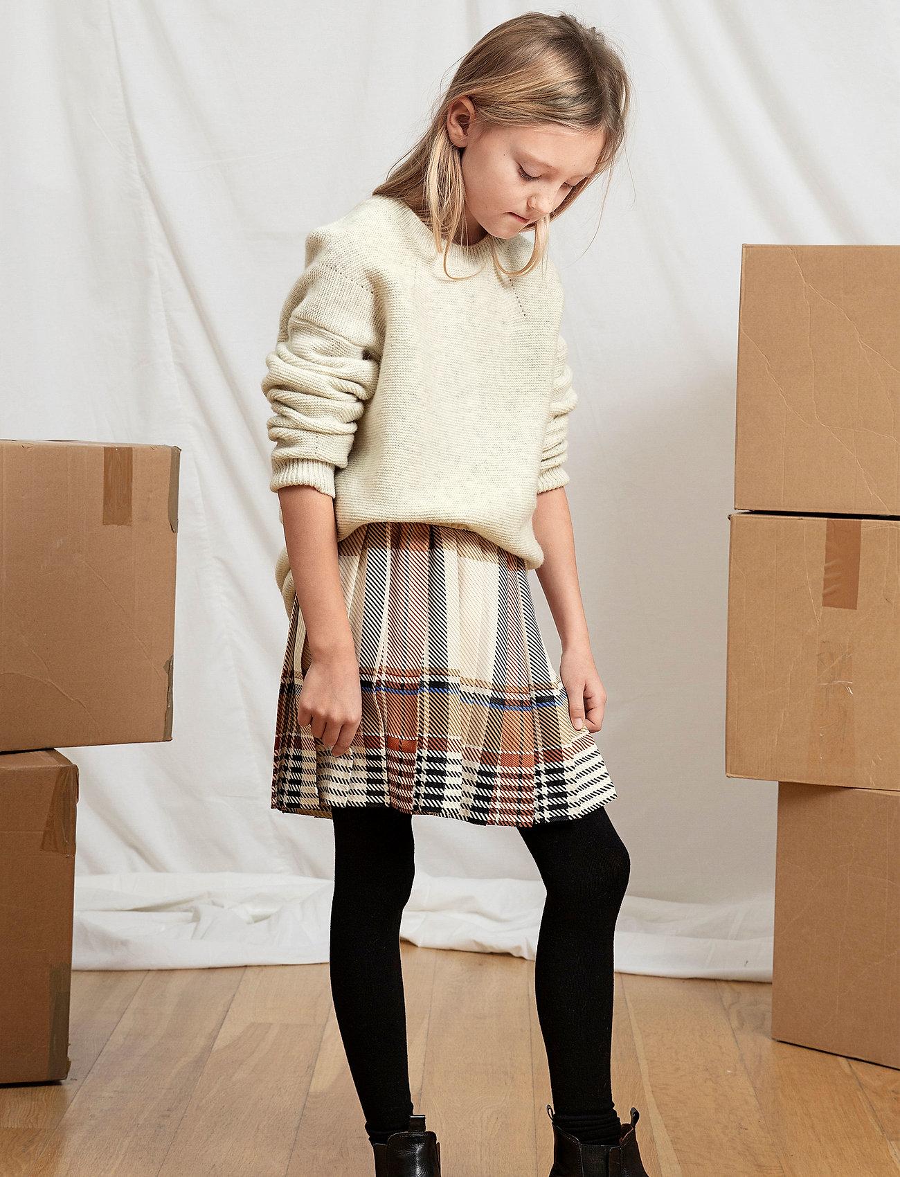 Designers Remix Girls - LR Frigg Skirt - hameet - check