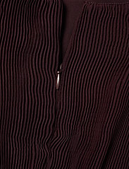 Designers Remix Girls - LR Kennedy Dress - mekot - rouge noir - 5