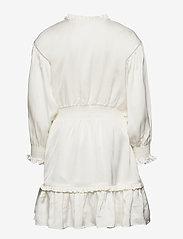 Designers Remix Girls - G Emme Sleeve Dress - kjoler - cream - 2