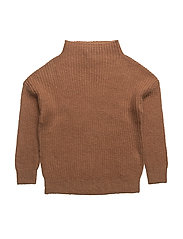 Jr Vicki Sweater - CINNAMON