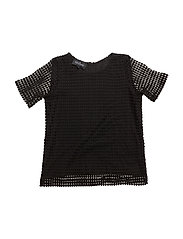 Jr Amelie Blouse - BLACK
