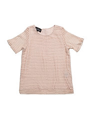 Jr Amelie Blouse - NUDE