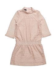 Jr Amelie Dress - NUDE