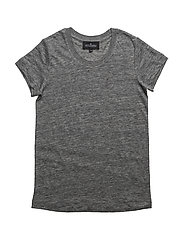 Jr Katie Tee - GREY MELANGE