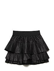 LR Erin Skirt LB - BLACK
