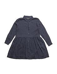 LR Rion Dot Shirtdress - DOTS