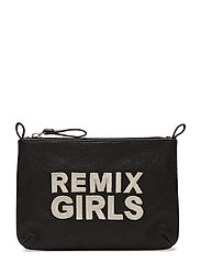 LR Pouch Embroidery - BLACK