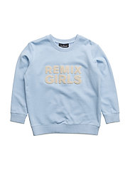 LR Remix Sweatshirt - PASTEL BLUE