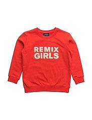 LR Remix Sweatshirt - RED