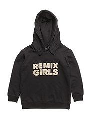 LR Remix Hoodie - BLACK