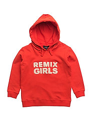 LR Remix Hoodie - RED