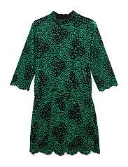 LR Veronica Dress - APPLE GREEN