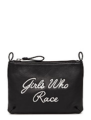 LR Pouch Race - BLACK