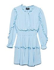 LR Nini Smock Dress - SKY BLUE