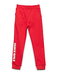 LR Logan Sweat Pants - LIPSTICK RED