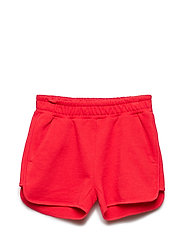 LR Logan Shorts - LIPSTICK RED