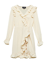 LR Nini Wrap Dress - RAW
