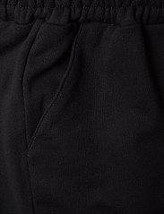 Designers Remix Girls - LR Logan Text Pant - verryttelyhousut - black - 2